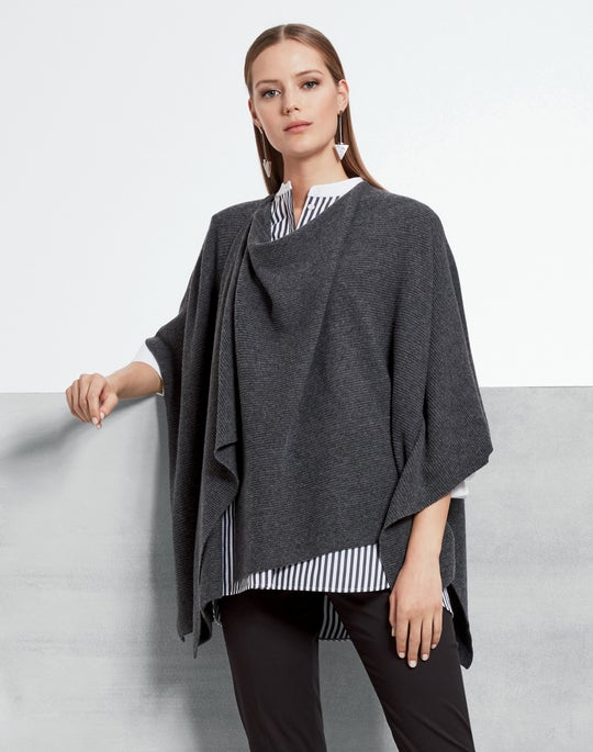 Cashmere Wrap and Marianne Blouse