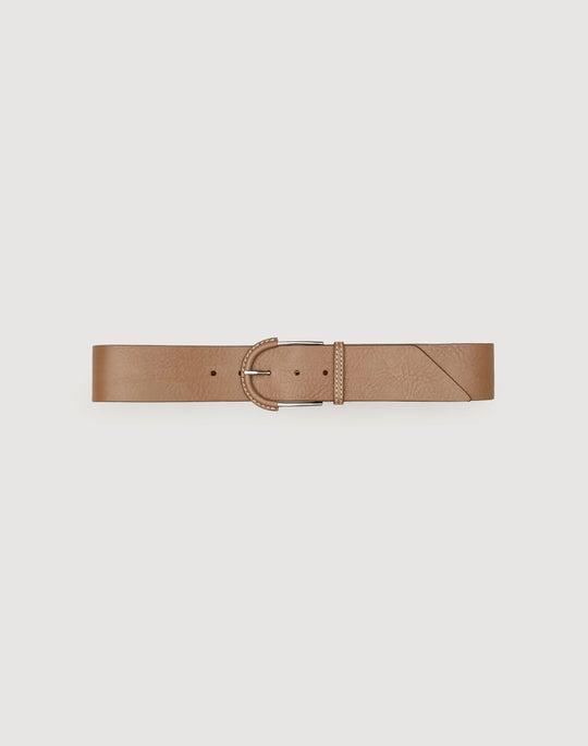 Vachetta Leather Belt
