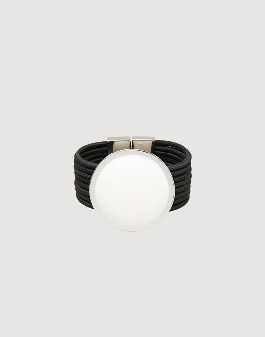 Circle Stone Bracelet