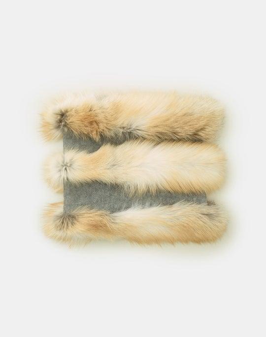 Fox Fur Cowl
