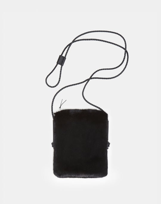 Mink Crossbody Bag