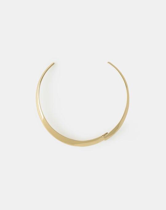 Ribbon Collar Necklace