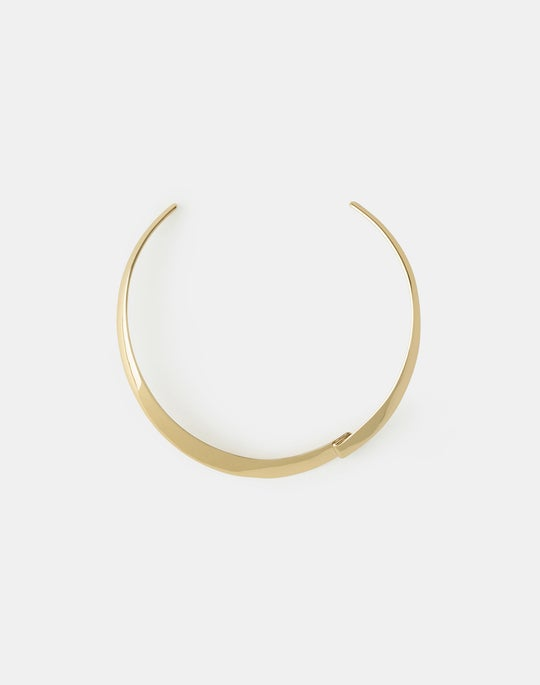Ribbon Collar Necklace