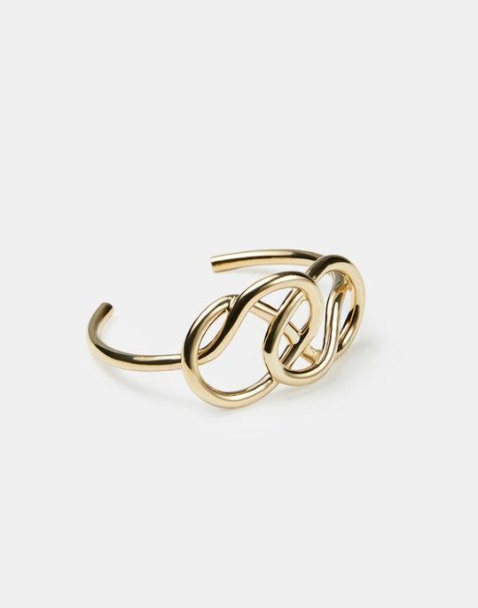 Infinity Knot Cuff