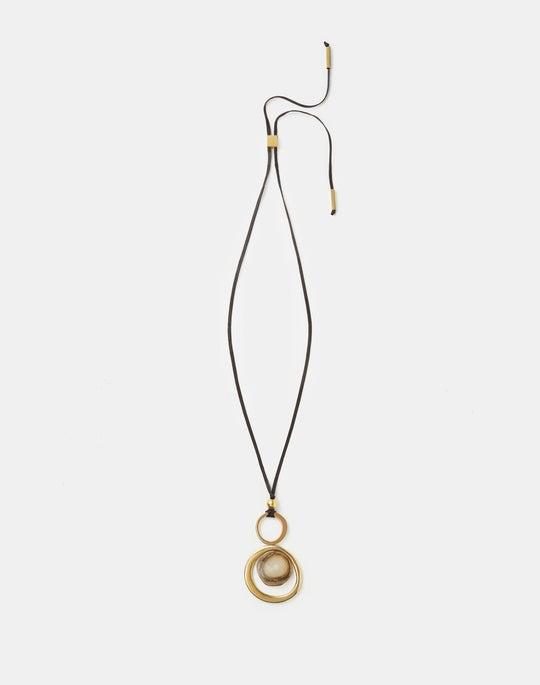 Cut Rock Lafayette 8 Necklace