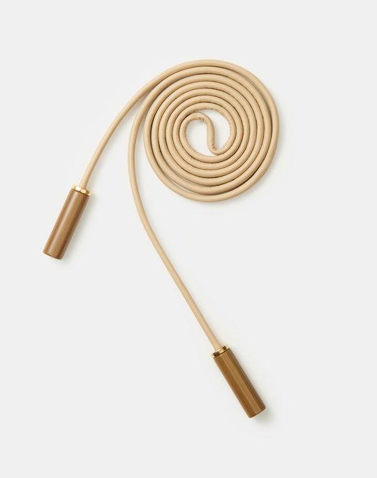 Italian Lambskin Rope Belt