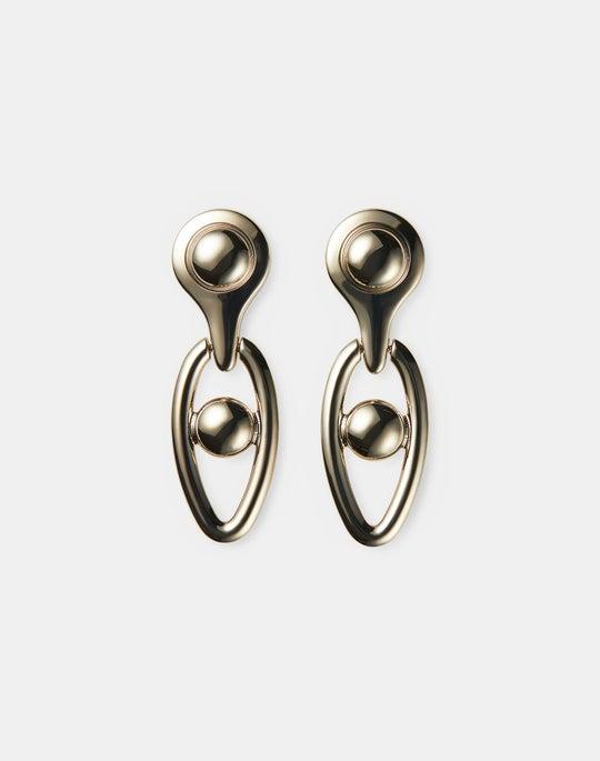 Helix Italian Drop Earring