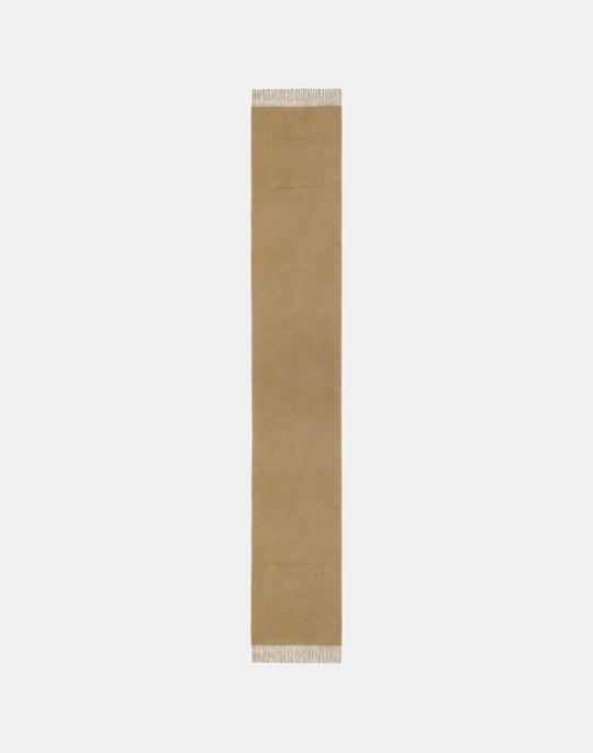 Whipstitch Cashmere Pocket Shawl