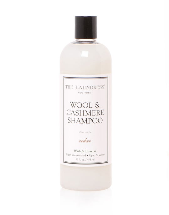The Laundress — Wool & Cashmere Shampoo, Cedar