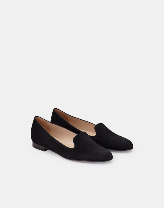 Suede Siena Slipper