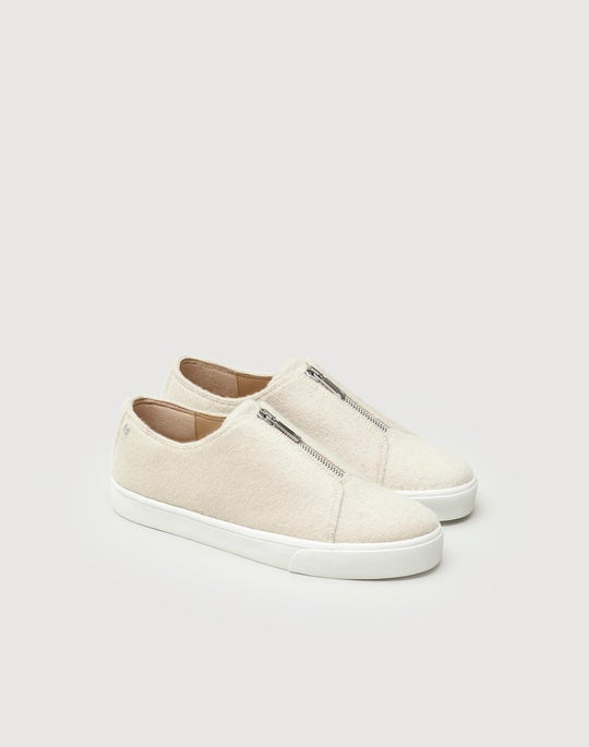 Cashmere Bade Sneaker