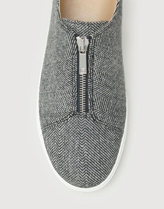 Novelty Italian Virgin Wool Bade Sneaker