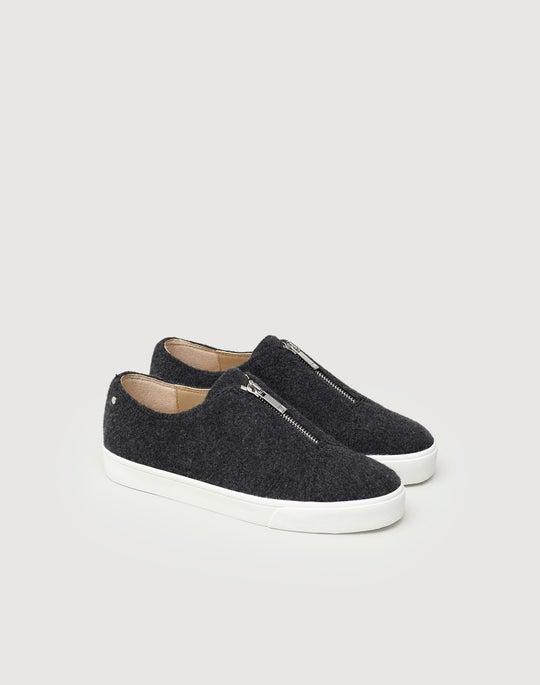 Loro Piana® Cashmere Bade Sneaker