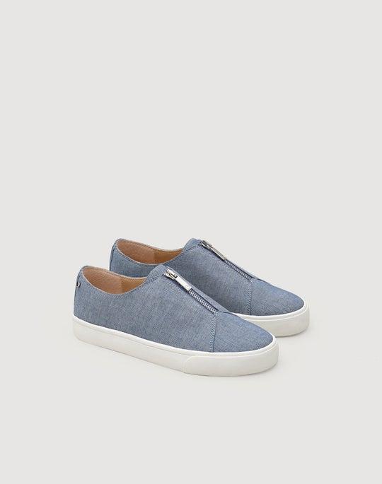 Chambray Bade Sneaker