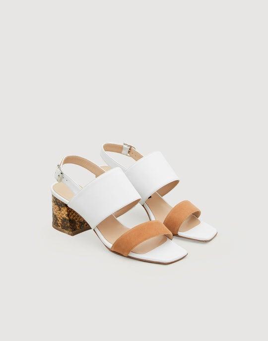 Novelty High City Sandal