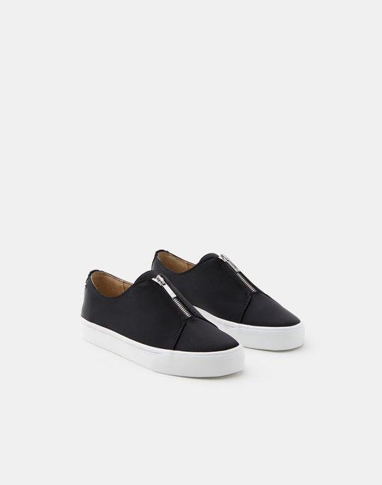 Satin Bade Sneaker
