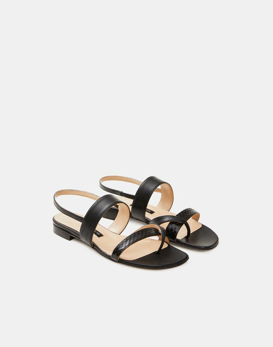 Nappa Leather Selene Sandal