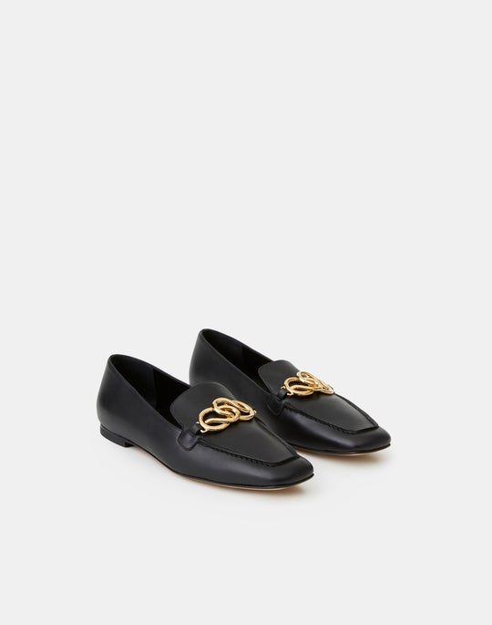 Leather Liv Infinity Loafer