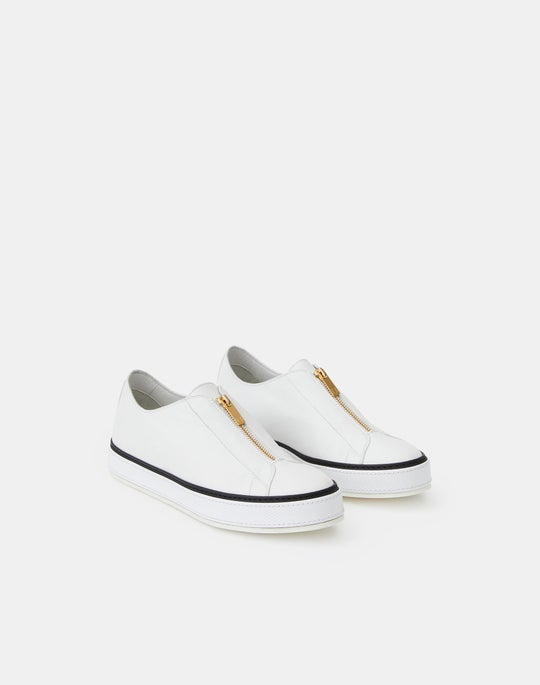 Matte Leather Selby Sneaker
