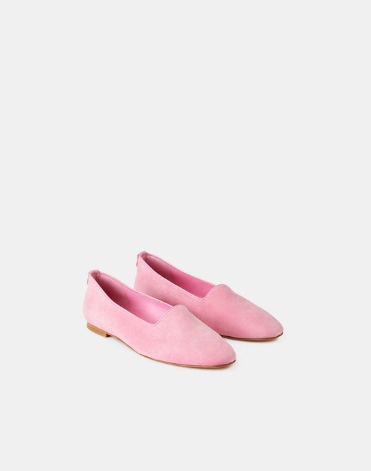 Georgine Icon Loafer In Suede