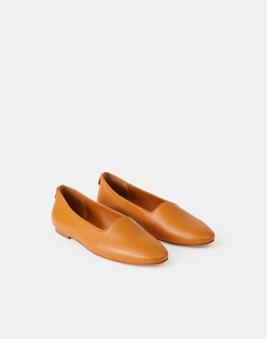 Georgine Icon Loafer In Nappa Leather