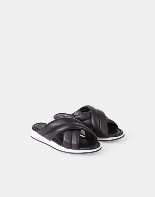 Perle Sandal In Nappa Leather