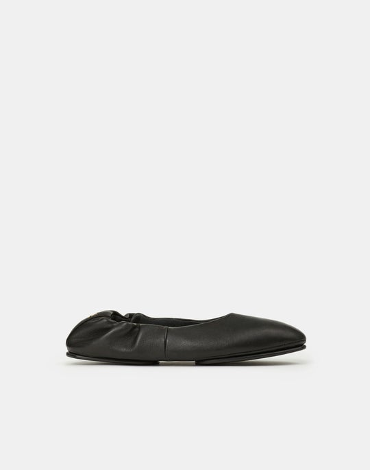 Mira Ballet Flat In Nappa Leather