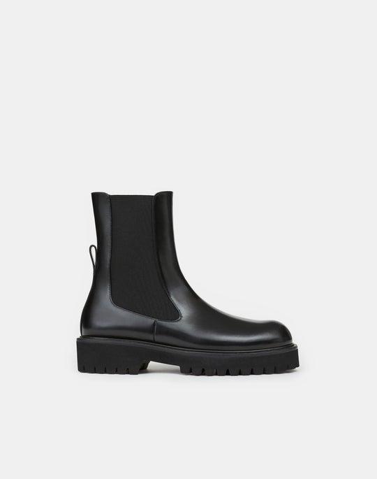 Kellen Ankle Boot In Italian Leather