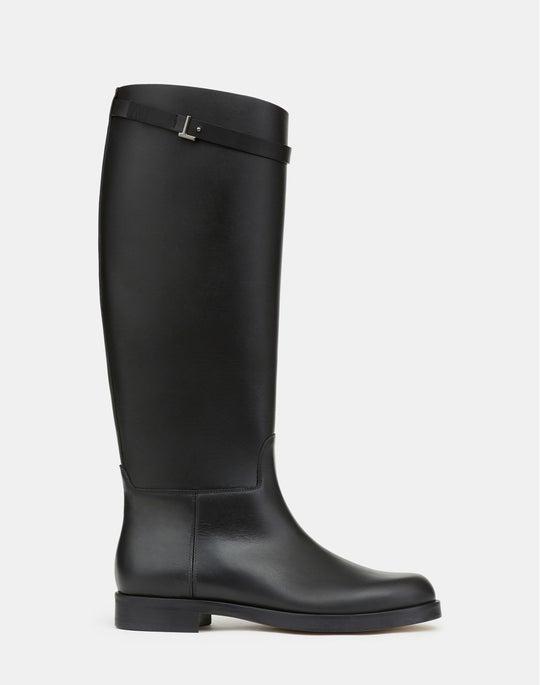 Wren Riding Boot In Italian Leather