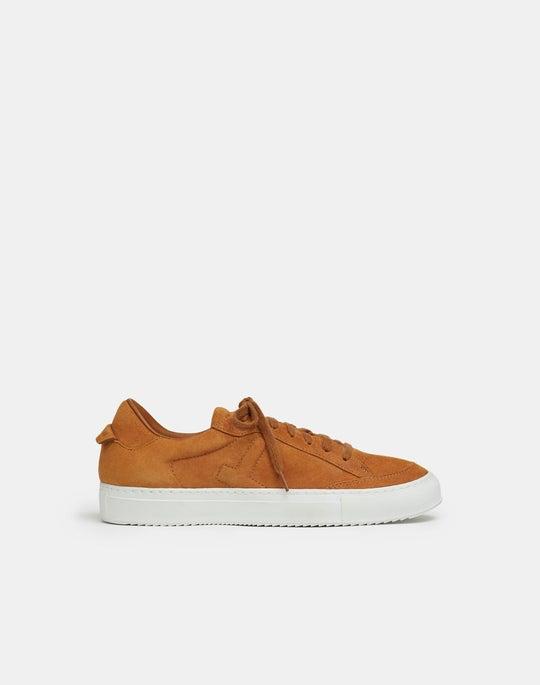 Farren Court Sneaker In Suede