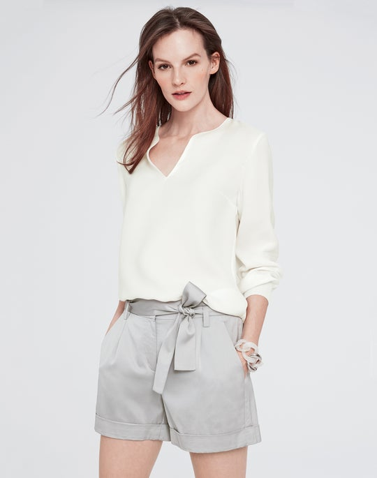 Roxy Blouse and Greenpoint City Short