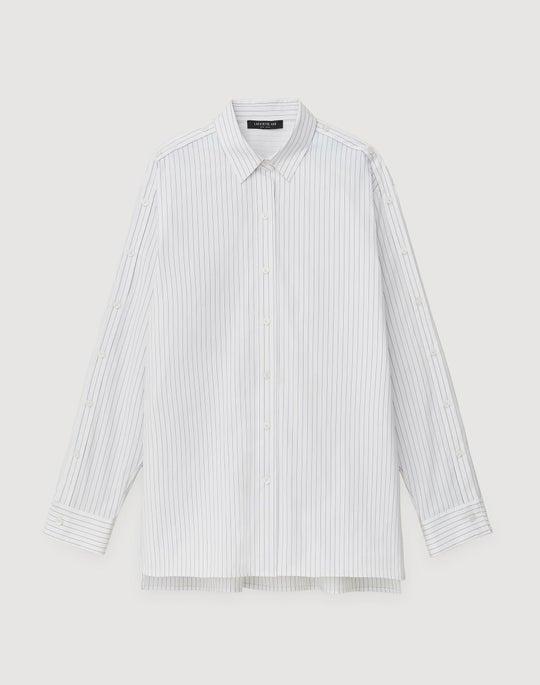 Petite Stanford Stripe Trinity Shirt