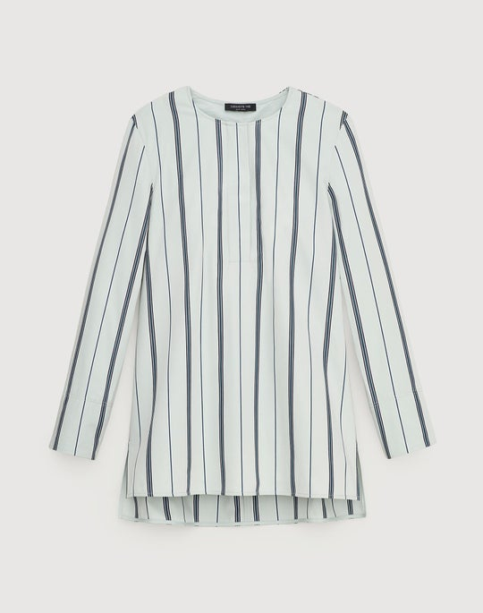 Sonoran Stripe Tilly Blouse