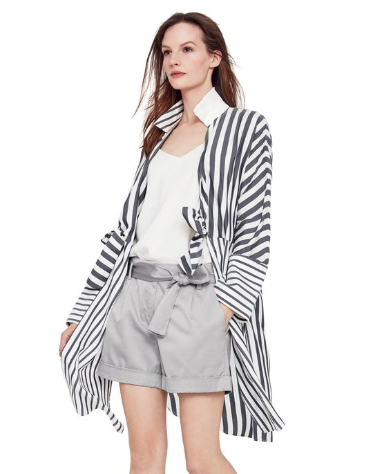 Rowlen Duster and Greenpoint City Short