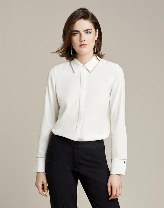 Scottie Blouse with Chain Detail and Barrow Pant