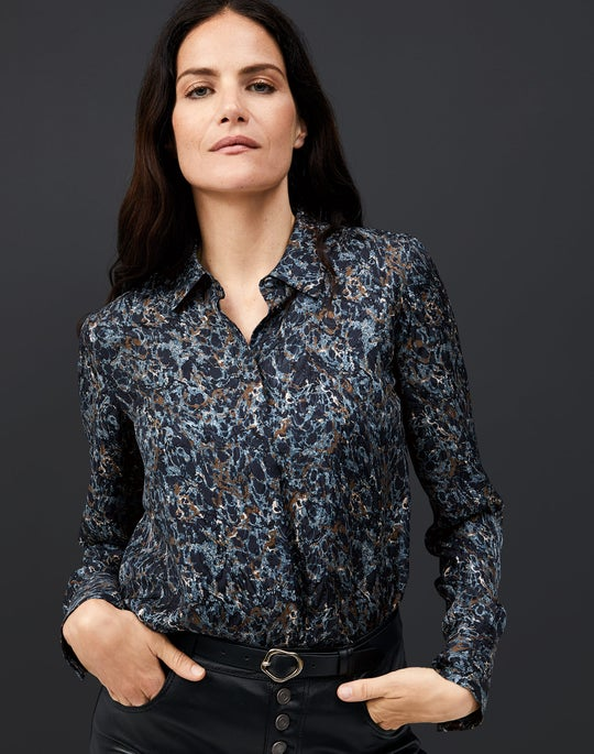 Scottie Blouse and Reeve Pant