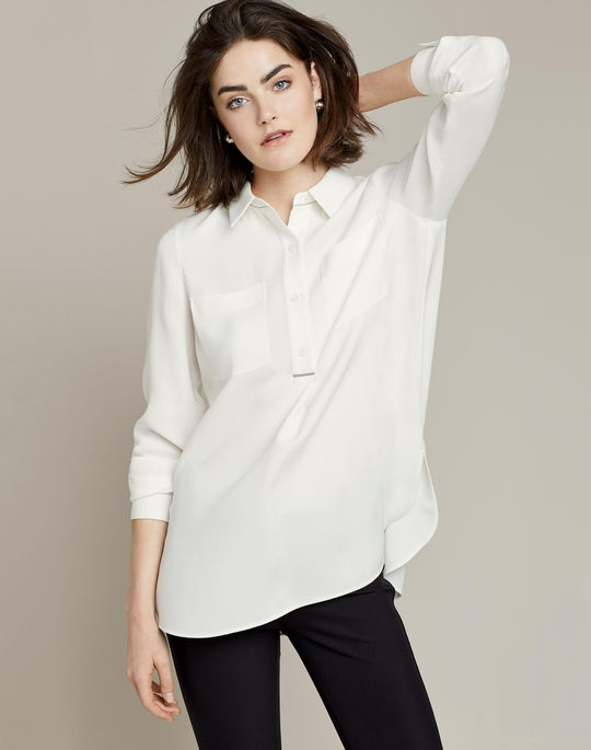 Prianka Blouse and Mercer Pant
