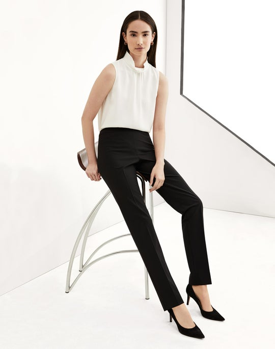Didi Blouse and Bleecker Pant