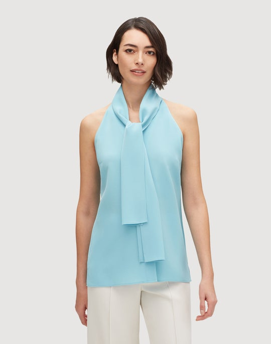 Finesse Crepe Amore Blouse