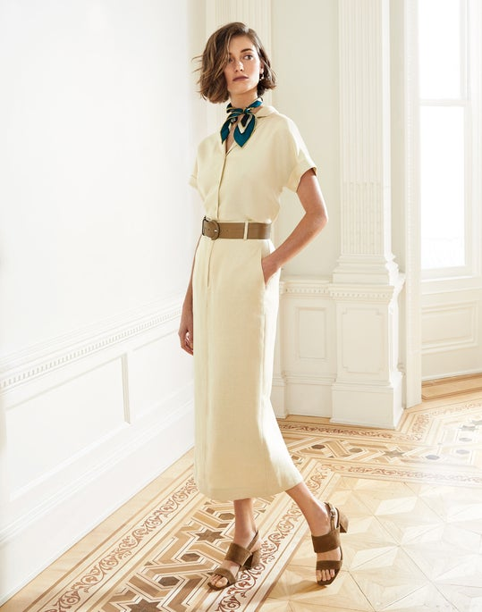 Beatrice Blouse and Milani Skirt