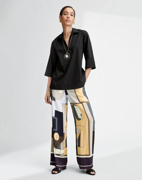 Nicole Blouse and Columbus Pant