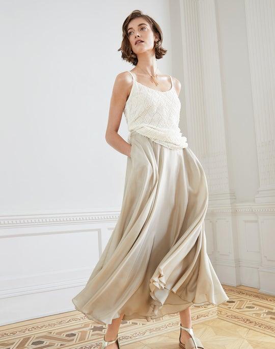 Asya Tank and Ambria Skirt