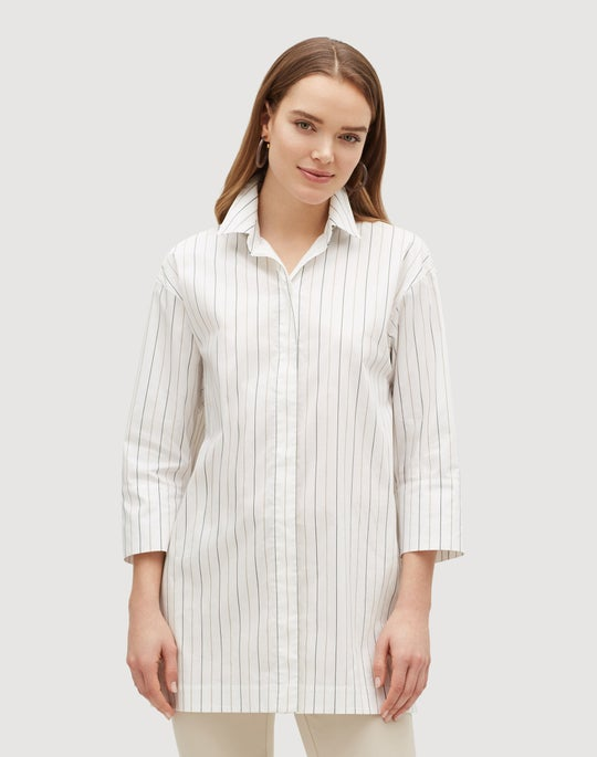 Sycamore Stripe Wade Shirt