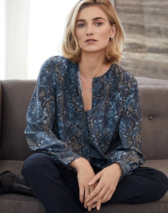 Jenalee Blouse and Barrow Pant