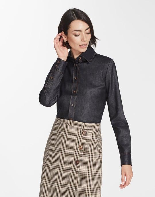 Mercantile Cloth James Blouse