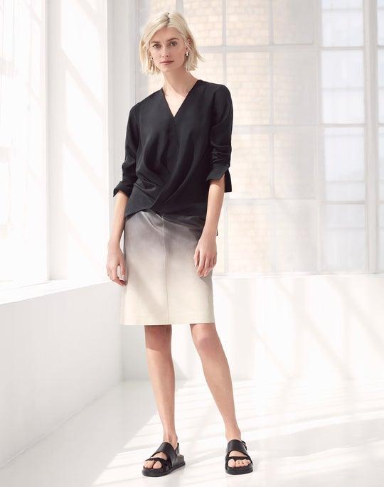 Ellarose Blouse and Whitley Skirt
