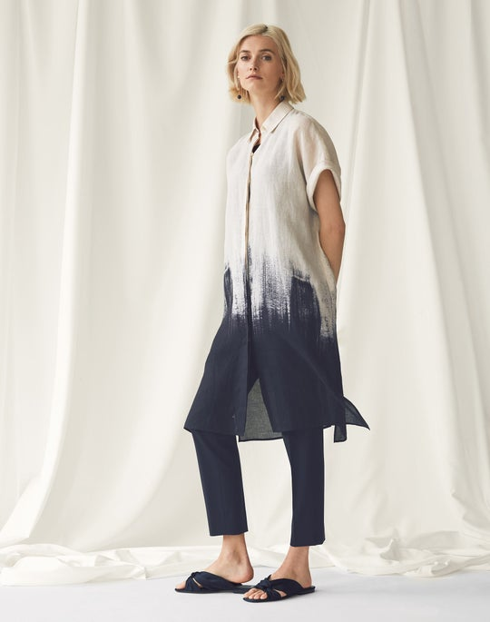 Jasarah Duster and Stanton Pant