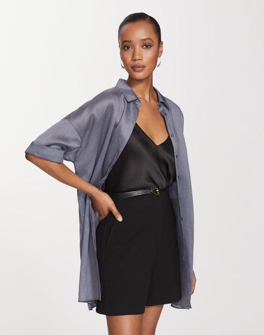 Saylor Blouse In Gemma Cloth