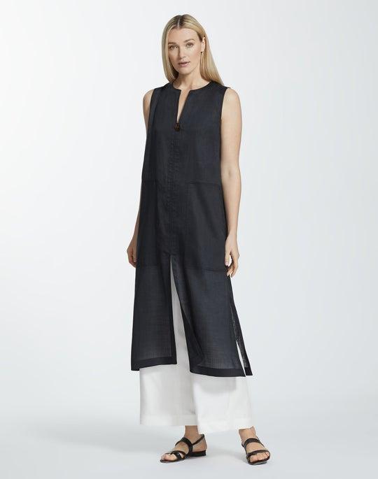 Plus-Size Gemma Cloth Byrne Caftan
