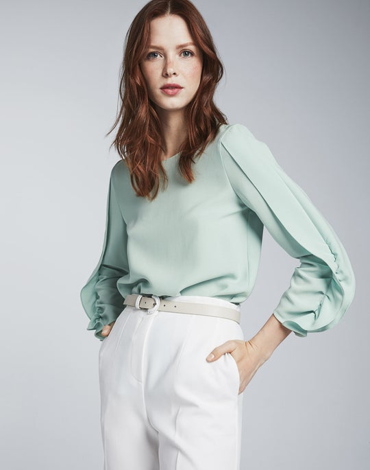 Perrin Blouse and Downing Pant